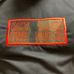 Buy Back The Block Applique Design