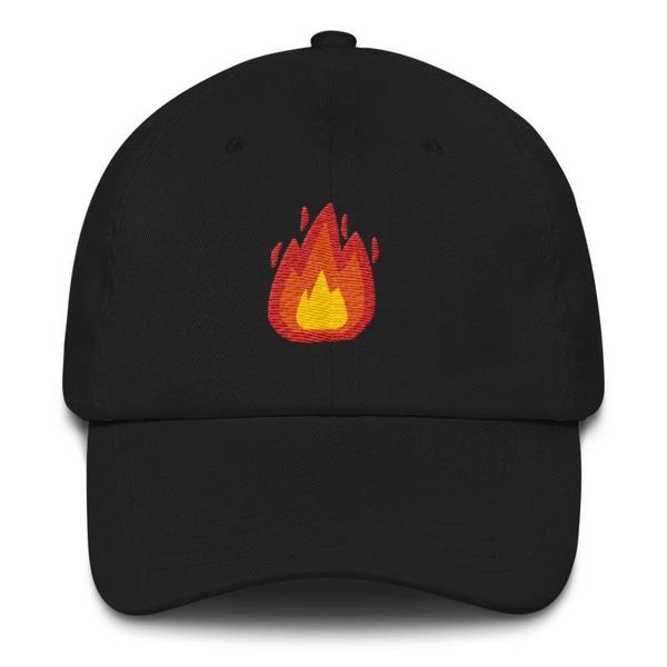 Emoji Dad Hats