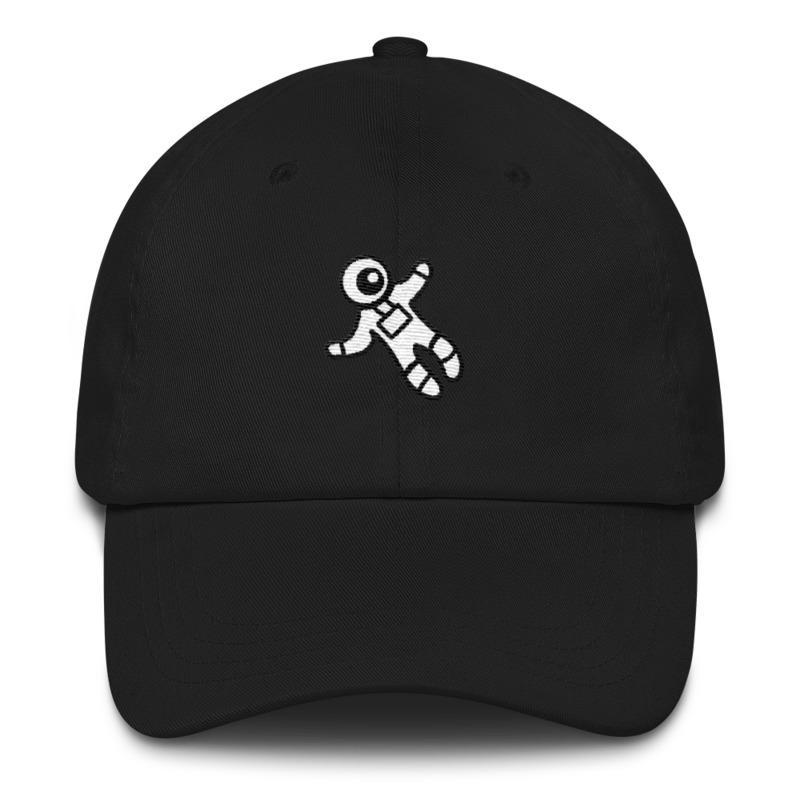 Astronaut Dad Hat