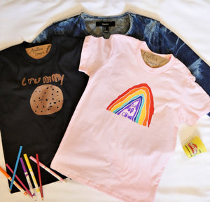 Custom Child's Shirt | The Charlie - Ariella's Designs
