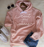 Hoodie | Cast Your Cares | The Shanyn - Ariella's Designs