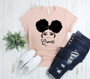 Crew Tee | Queen | The Leah - Ariella's Designs