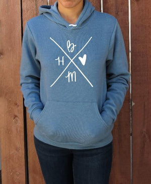 Hoodie | Him Before Me | The Shanyn - Ariella's Designs