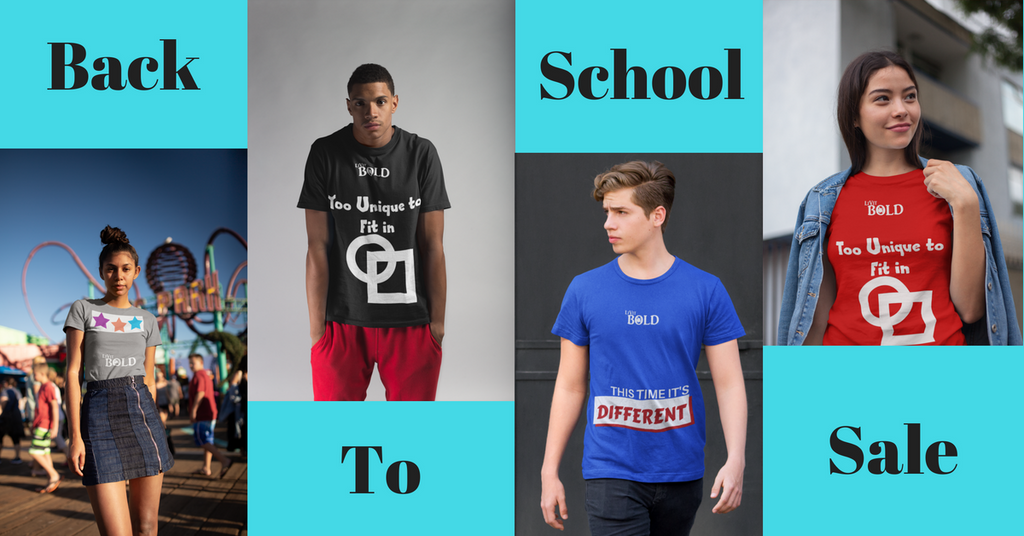 back to school clothing