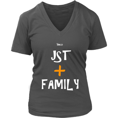 Just Add Family Women's T-Shirt - LiVit BOLD - 7 Colors - LiVit BOLD