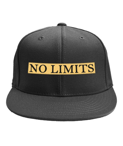 NO LIMITS! Snapback Caps - LiVit BOLD - 2 Colors