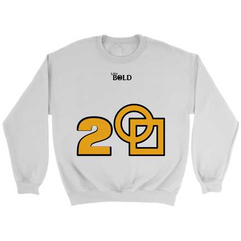 Too Unique To Fit In Ver. 2.0 - Unisex Crewneck Sweatshirt - LiVit BOLD - 6 Colors - LiVit BOLD