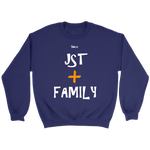 Just Add Family Unisex Crewneck Sweatshirt - LiVit BOLD - 7 Colors - LiVit BOLD