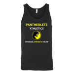 Pantherlete Athletics Unisex Tank - Black