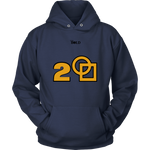 Too Unique To Fit In Ver. 2.0 - Unisex Hoodie - LiVit BOLD - 11 Colors - LiVit BOLD