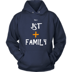 Just Add Family Unisex Hoodie - LiVit BOLD - 11 Colors - LiVit BOLD