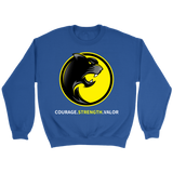 Pantherlete Athletics Unisex Crewneck Sweatshirt - LiVit BOLD - 7 Colors - LiVit BOLD