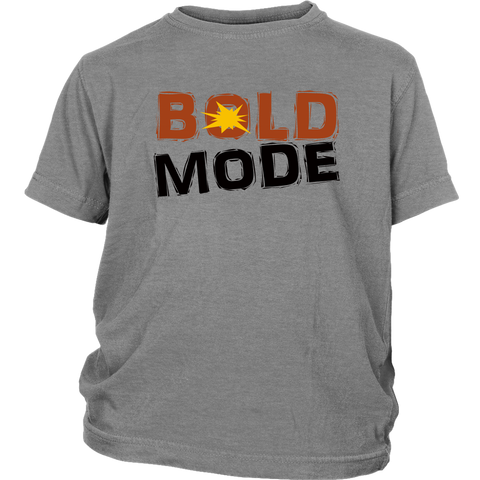 LiVit BOLD - BOLD MODE Youth T-Shirt - LiVit BOLD