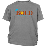 LiVit BOLD District Youth Shirt w/ tag line - LiVit BOLD