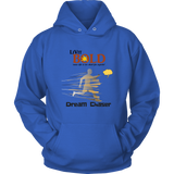 LiVit BOLD Men's Hoodies - Dream Chaser - LiVit BOLD