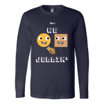 We Jellin' Long Sleeve T-Shirt - LiVit BOLD - 5 Colors - LiVit BOLD