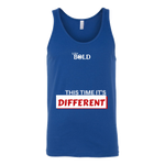 LiVit BOLD Canvas Unisex Tank - This time it's different - LiVit BOLD