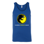 Pantherlete Athletics Unisex Tank - Blue