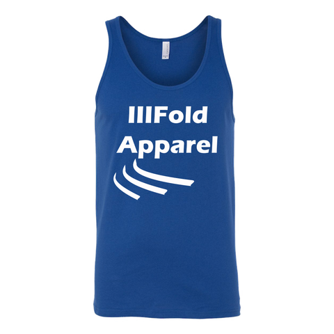 Threefold Cord Apparel - Unisex Tank - 4 Colors - LiVit BOLD