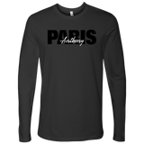 Anthony Paris - Luxury Casual - Men's Next Level Long Sleeve - 5 Colors - LiVit BOLD