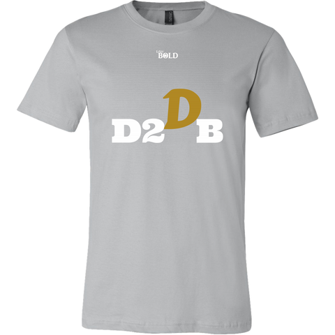Dare To Dream BIG Men's T-Shirt  - 12 Colors - LiVit BOLD