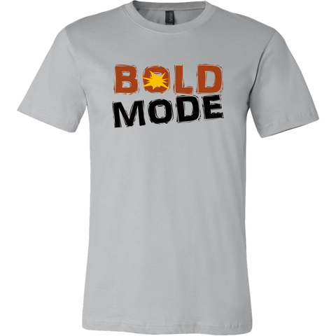 LiVit BOLD - BOLD MODE Men's T-Shirt - LiVit BOLD