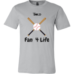 LiVit BOLD Canvas Men's Shirt - Fan 4 Life - LiVit BOLD