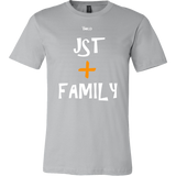 Just Add Family Men's T-Shirt - LiVit BOLD - 16 Colors - LiVit BOLD