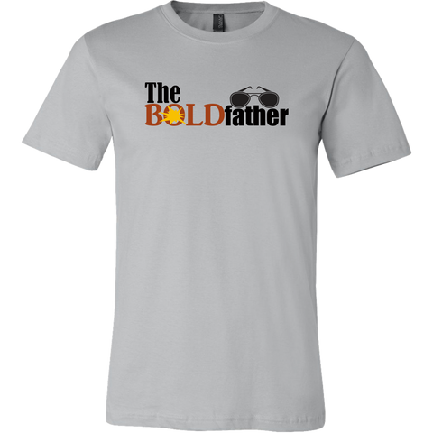 The BOLD Father Men's T-shirt - LiVit BOLD - LiVit BOLD
