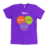 Live, Love & Laugh Men's T-Shirt - LiVit BOLD - LiVit BOLD