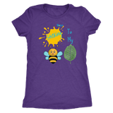 Sticking To My (Bee-Leaf) Belief - Women's T-Shirt - LiVit BOLD - 9 Colors - LiVit BOLD