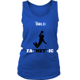 LiVit BOLD Fa-Net-ic District Women's Tank - LiVit BOLD