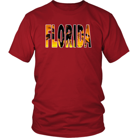 Florida Unisex T-Shirt - (6 colors)
