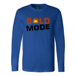 LiVit BOLD - BOLD MODE Men's Long Sleeve T-Shirt - LiVit BOLD