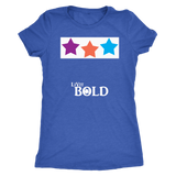 Stars Women's T-Shirt - 5 Colors - LiVit BOLD