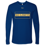 NO LIMITS 2.0 - Men's Long Sleeve Top - LiVit BOLD - 6 Colors - LiVit BOLD