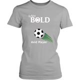 LiVit BOLD District Women's Shirt - Soccer Collection - LiVit BOLD