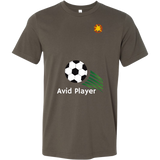 LiVit BOLD Men's T-Shirt - Soccer Collection - LiVit BOLD