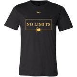 NO LIMITS - Men's T-Shirt - LiVit BOLD - 13 Colors - LiVit BOLD