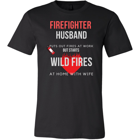 Firefighter Men's T-Shirt - LiVit BOLD - 9 Colors - LiVit BOLD