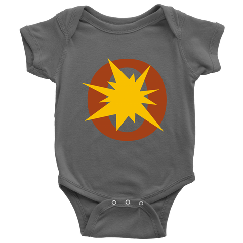 LiVit BOLD Baby Onesies - BOLDERme Collection - LiVit BOLD