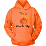 LiVit BOLD Unisex Hoodie - Basketball Collection