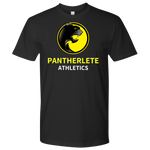 Pantherlete Athletics Men's Top - Black - LiVit BOLD