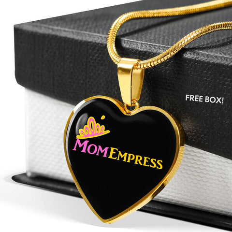 MomEmpress Luxury Gold Necklace - LiVit BOLD - LiVit BOLD