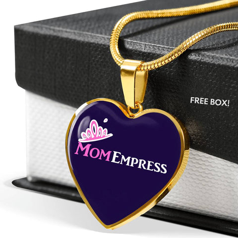 MomEmpress Gold and Silver Luxury Necklace - LiVit BOLD - LiVit BOLD