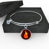 LiVit BOLD Passion Fire Luxury Necklace & Bangle - LiVit BOLD
