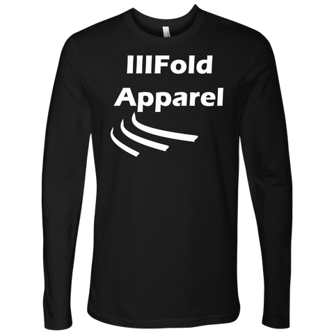 Threefold Cord Apparel - Men's Long Sleeve Top - 6 Colors - LiVit BOLD - LiVit BOLD