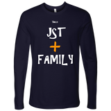 Just Add Family Men's Long Sleeve Top - LiVit BOLD - 6 Colors - LiVit BOLD