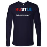 Hustle - The American Way - Men's Top - LiVit BOLD - LiVit BOLD