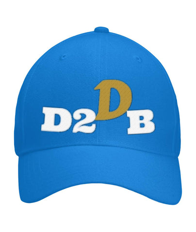 Dare To Dream BIG Dad Hat - 7 Colors - LiVit BOLD
